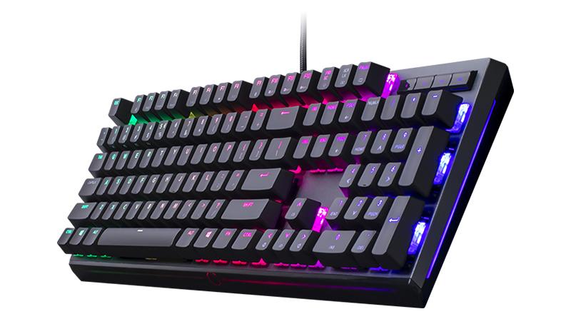 MasterKeys MK750: La nuova tastiera meccanica di Cooler Master arriva in Italia