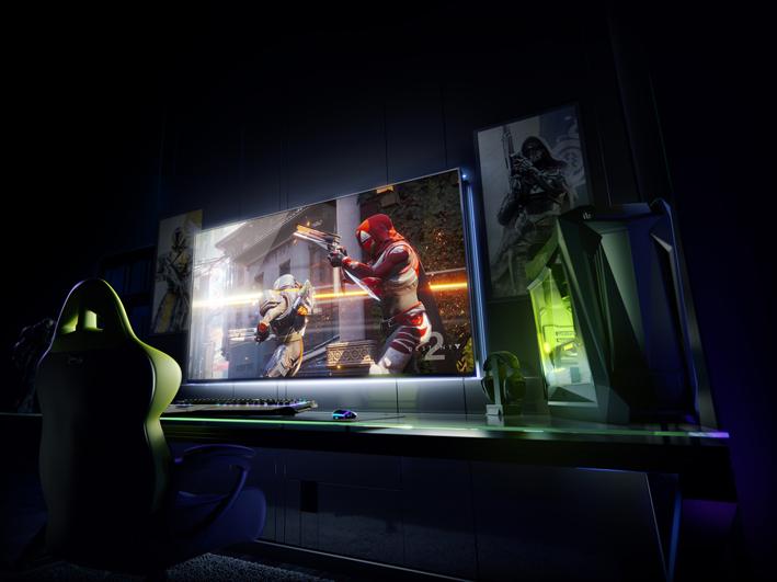 NVIDIA: svelato un nuovo e rivoluzionario display per il gaming